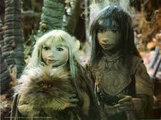 A lot of images from The Dark Crystal might scare the child, but this one is tame enough (and it includes Fizzgig!)