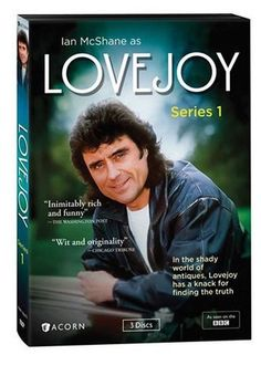 Lovejoy: Series 1 (DVD, 2014, 3-Disc Set) #dvd #lovejoy