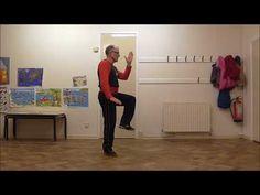 Lesson 26: Roll and Stretch: Li (Lee) Family Style T'ai Chi Ch'uan - YouTube