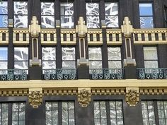 Gothic meets Art Deco: The Bryant Park Hotel in New York City