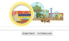 google doodle for first world's fair