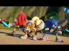 Sonic Boom мультфильм подзаголовок  русский HD 2015 - приключение площад...