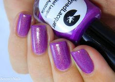 Lilypad Lacquer New Femme Fatale Exclusives- Sweet Spirit