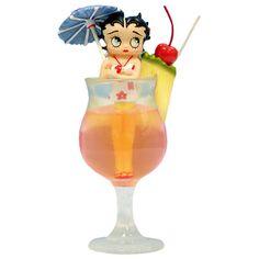 Betty Boop -Tropical Betty (20059)