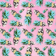 Living in the Tropics by Carlos Brito, via Behance