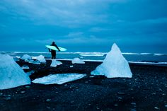 Icy photo by Chris Burkard