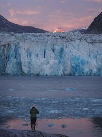 Dawes Glacier at Endicott Arm Fjord  |  Tongass National Forest, Alaska , United States (North America)