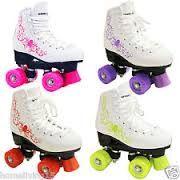 Znalezione obrazy dla zapytania glow in the dark roller skates
