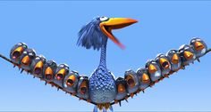 birds on a wire pixar - Google Search