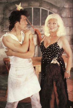 Adam Ant with his Fairy Godmother, portrayed by Diana Dors, in the music video Prince Charming Diana Dors, Ant Music, Adam Ant, Girl With Curves, Yesterday And Today, Prince Charming, Beautiful Eyes, Movie Stars, Pop Culture