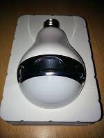 Produkttests und mehr: Incutex LED-Glühbirne mit integriertem Bluetooth-L...