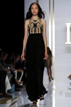 Diane von Furstenberg Ready To Wear Spring Summer 2014 New York
