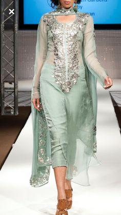 ♡♡♡♡ da pants Pakistani Bridal Dresses, Pakistani Outfits, Indian Dresses, Indian Outfits, Indian Attire, Indian Wear, Punjabi Dress, Saree Dress, Indian Designer Suits