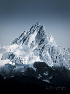 Chamonix, Haute Savoie, Alps, France