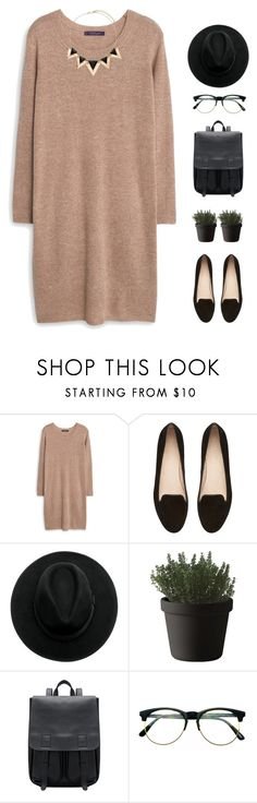 """""""Untitled #1010"""" by theonlynewgirl ❤ liked on Polyvore featuring Violeta by Mango, Witchery, Muuto, Retrò, 2b bebe, women's clothing, women, female, woman and misses"""