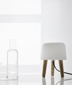 Milk Lamp Designed by Norm Architects OFF // Sale Starts Saturday June 31 2014 // Two weeks only, furniture in store and selected lighting online (Excludes shipping costs) Lighting Sale, Interior Lighting, Lighting Design, Lighting Online, Danish Furniture, Furniture Design, Modern Furniture, Fashion Lighting, Lights