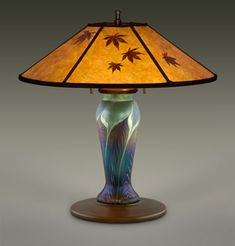Mica Lamp Shades | Arts and Crafts Lighting | Home Lighting | Ephraim Pottery | The William Morris Studio