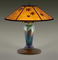 Mica Lamp Shades | Arts and Crafts Lighting | Home Lighting | Ephraim Pottery | The William Morris Studio