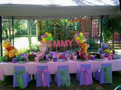 """Immy's 1st Birthday"" 