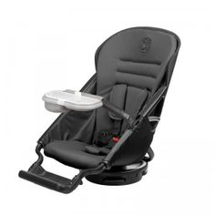 The Orbit G3 Stroller Seat is a seat that can used with the Orbit G3 Stroller Base that is sold separately.