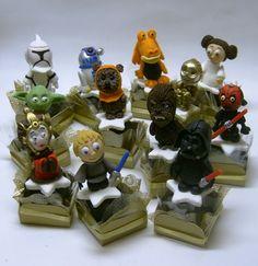 Star Wars Truffles :)