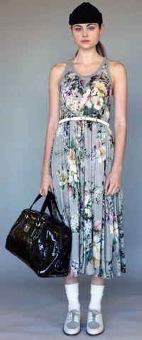 Karen Walker Bouquet Vava's Dress