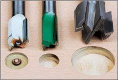 Identifying a straight plunge router bit - How To