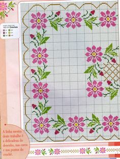 Thrilling Designing Your Own Cross Stitch Embroidery Patterns Ideas. Exhilarating Designing Your Own Cross Stitch Embroidery Patterns Ideas. Cross Stitch Rose, Cross Stitch Borders, Cross Stitch Flowers, Cross Stitch Charts, Cross Stitch Designs, Cross Stitching, Cross Stitch Embroidery, Embroidery Patterns, Hand Embroidery