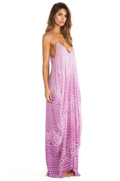 Indah Nala Maxi Dress in India Orchid | REVOLVE