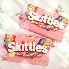 Impossible to find and tropical skittles won't stop the craving.
