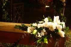 Mesa de altar rustica.