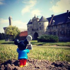 Le château d'Esnes