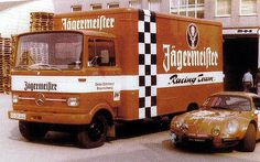 Jägermeister Racing Team by Brimen, via Flickr