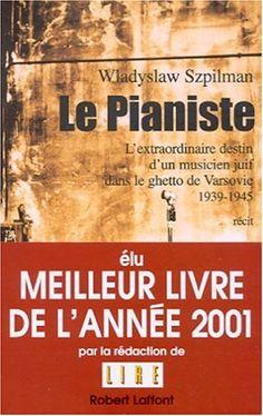 Le Pianiste by WLADYSLAW SZPILMAN http://www.amazon.ca/dp/2221092562/ref=cm_sw_r_pi_dp_ag4Kvb0SVDZYA