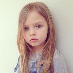 - Cute Baby Girl, My Girl, Cute Babies, Beautiful Little Girls, Beautiful Children, Kids Girls, Baby Kids, Anna Pavaga, Child Models