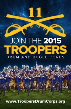 Troopers for 2015