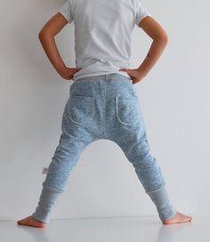 Boy harem pants girl harem pants girl yoga von IvLHechoConAmor