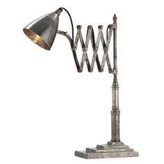 ARTERIORS Home Fraiser Desk Lamp $684 on sale for 2 days only and supports Dwell With Dignity a GREAT Organization http://irene-turner.com/2012/05/dwell-dignity/