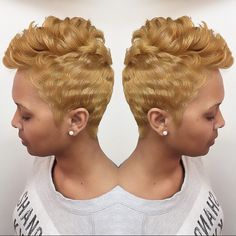 The cut and color. Magic! @hairbylatise - http://community.blackhairinformation.com/hairstyle-gallery/short-haircuts/cut-color-magic-hairbylatise/