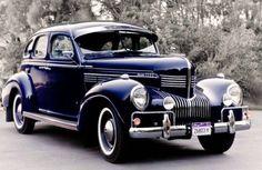 1939 Chrysler Custom Imperial 5-passenger sedan.