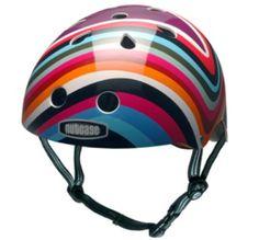 swirl helmet, gift for her