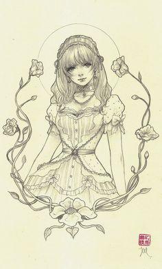 Jasmin Darnell - Gardenia