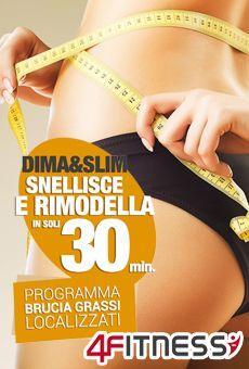 Programma Dima&Slim - Palestra 4Fitness - ViaVaiNet - Il portale degli eventi