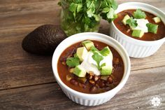 Black Bean Soup by Healthy Grocery Girl Foods With Iron, Iron Rich Foods, Slow Cooker Black Beans, Slow Cooker Soup, Pescatarian Recipes, Vegetarian Recipes, Healthy Recipes, Baby Food Recipes, Whole Food Recipes