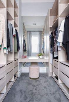 Trendy walk in closet design layout wardrobes ideas Walk In Closet Design, Bedroom Closet Design, Master Bedroom Closet, Closet Designs, Walk In Robe Designs, Ikea Bedroom, Bedroom Small, Bedroom Furniture, Bedroom Ideas