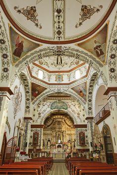 ✯ Church of Santa Domingo de Guzman - Mexico