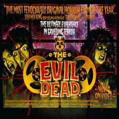 Classic Movies - The Evil Dead (Original)