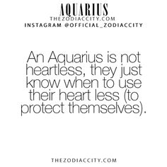 Zodiac Aquarius Facts! TheZodiacCity.com - For more zodiac fun facts, click here.