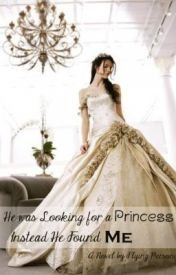 He Was Looking For A Princess, Instead He Found Me (Part I)