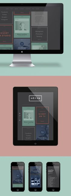 The Ultimate Trends for UI Inspiration: Animated Concepts, Menus, SVG graphics and more - Image 14 | Gallery